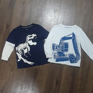 Carter's Bundle Long Sleeve Tops